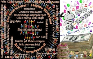 happy birthday in multiple languages