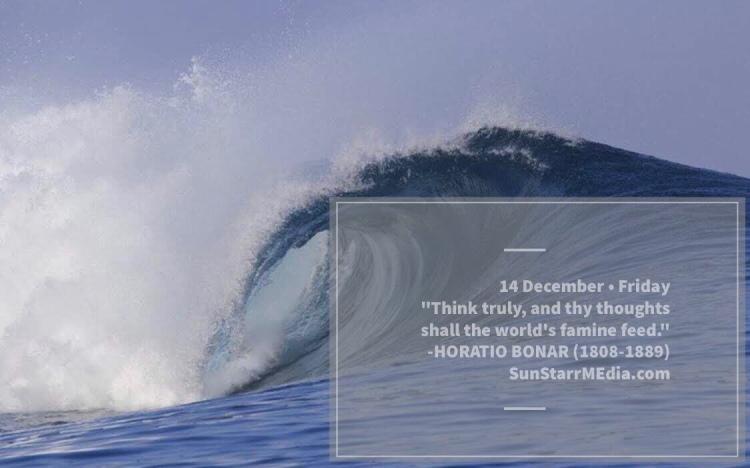 14 December • Friday •