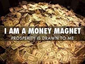 To attract money, focus on wealth. It is impossible to bring more money into your life when you focus on the lack of it.